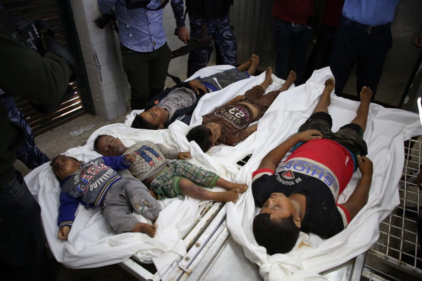 Gaza 2020: How easy it is for the world to delete Palestinian pain -  IBRASPAL